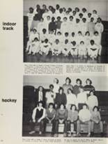 1973 Mt. Vernon High School Yearbook Page 166 & 167