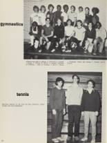 1973 Mt. Vernon High School Yearbook Page 168 & 169