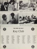 1973 Mt. Vernon High School Yearbook Page 174 & 175