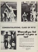 1973 Mt. Vernon High School Yearbook Page 182 & 183
