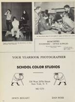 1973 Mt. Vernon High School Yearbook Page 196 & 197