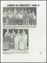 1983 Platteville High School Yearbook Page 22 & 23