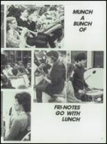 1983 Platteville High School Yearbook Page 40 & 41