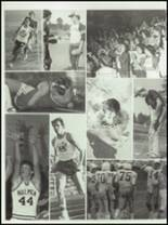 1983 Platteville High School Yearbook Page 44 & 45