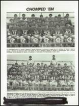 1983 Platteville High School Yearbook Page 50 & 51