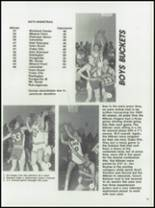 1983 Platteville High School Yearbook Page 52 & 53