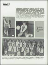 1983 Platteville High School Yearbook Page 56 & 57