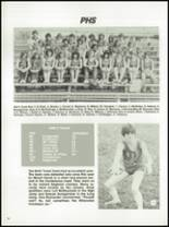 1983 Platteville High School Yearbook Page 70 & 71