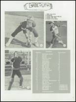 1983 Platteville High School Yearbook Page 74 & 75