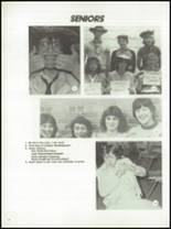 1983 Platteville High School Yearbook Page 78 & 79