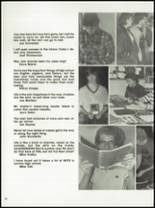 1983 Platteville High School Yearbook Page 92 & 93