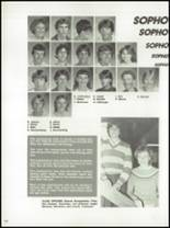 1983 Platteville High School Yearbook Page 106 & 107