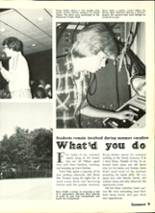 1983 Ashtabula High School Yearbook Page 12 & 13