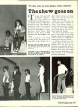 1983 Ashtabula High School Yearbook Page 16 & 17