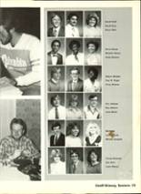 1983 Ashtabula High School Yearbook Page 18 & 19