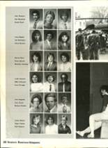 1983 Ashtabula High School Yearbook Page 24 & 25