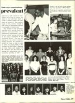 1983 Ashtabula High School Yearbook Page 42 & 43