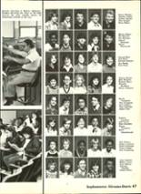 1983 Ashtabula High School Yearbook Page 50 & 51