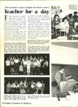 1983 Ashtabula High School Yearbook Page 56 & 57