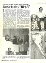 1983 Ashtabula High School Yearbook Page 74 & 75