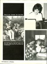 1983 Ashtabula High School Yearbook Page 78 & 79