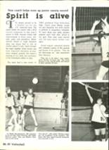 1983 Ashtabula High School Yearbook Page 90 & 91