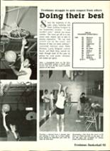 1983 Ashtabula High School Yearbook Page 98 & 99
