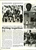 1983 Ashtabula High School Yearbook Page 102 & 103