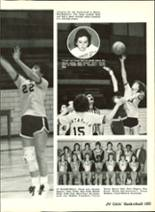 1983 Ashtabula High School Yearbook Page 106 & 107