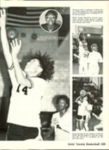 1983 Ashtabula High School Yearbook Page 108 & 109