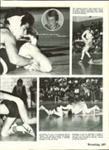 1983 Ashtabula High School Yearbook Page 110 & 111
