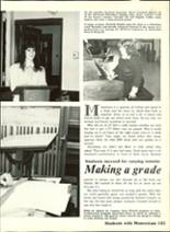 1983 Ashtabula High School Yearbook Page 136 & 137
