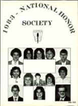 1983 Ashtabula High School Yearbook Page 156 & 157