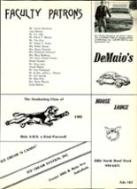 1983 Ashtabula High School Yearbook Page 164 & 165