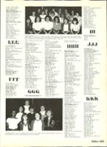 1983 Ashtabula High School Yearbook Page 166 & 167