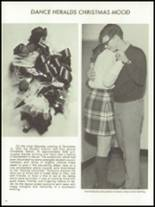 1971 Monticello High School Yearbook Page 20 & 21