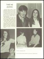 1971 Monticello High School Yearbook Page 24 & 25