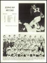 1971 Monticello High School Yearbook Page 34 & 35