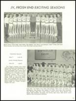 1971 Monticello High School Yearbook Page 38 & 39