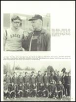 1971 Monticello High School Yearbook Page 40 & 41