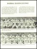 1971 Monticello High School Yearbook Page 42 & 43