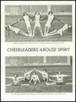 1971 Monticello High School Yearbook Page 46 & 47