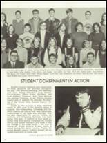 1971 Monticello High School Yearbook Page 50 & 51
