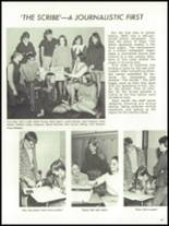1971 Monticello High School Yearbook Page 52 & 53