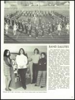 1971 Monticello High School Yearbook Page 56 & 57