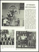 1971 Monticello High School Yearbook Page 64 & 65