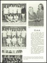 1971 Monticello High School Yearbook Page 66 & 67