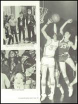 1971 Monticello High School Yearbook Page 68 & 69
