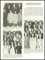 1971 Monticello High School Yearbook Page 70 & 71