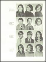 1971 Monticello High School Yearbook Page 72 & 73